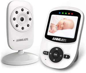 Anmeate Digital Baby Monitor