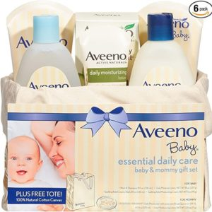 Aveeno Baby Essential Daily Care Baby Gift Set