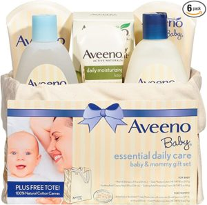 Aveeno Baby Essential Products Kit