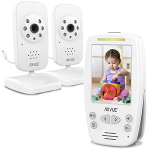 Axvue Two Camera Baby Monitor