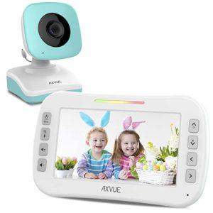 Axvue Wide Screen Baby Monitor