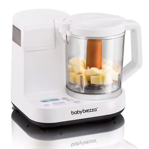 Baby Brezza Glass Baby Food Maker Cooker and Blender