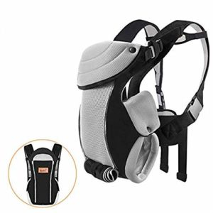 Baby Carrier With Vents
