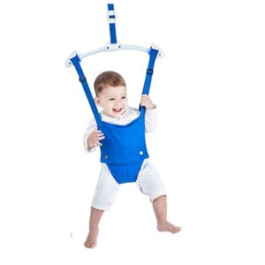 Baby Door Jumper And Bouncer Swing Exerciser Set