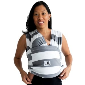 Baby K'tan Printed Baby Wrap Carrier