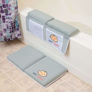 Baby Lovables Bath Kneeler With Elbow Pad Rest Set