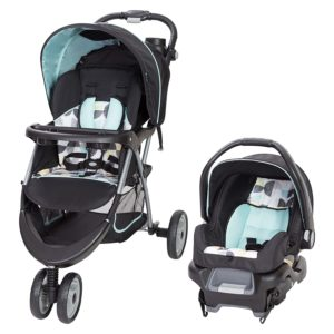Baby Trend Doodle Dots Travel System