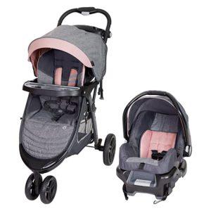 Baby Trend Skyline 35 Starlight Pink