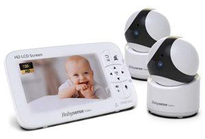 Babysense HD Display Baby Monitor