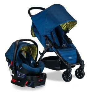 Britax Connect Travel System