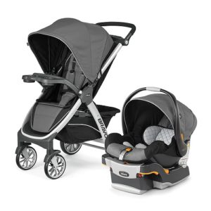 Chicco Bravo Trio Best Baby Travel System