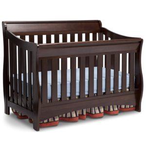 Delta Children Bentley S Series Convertible Baby Crib