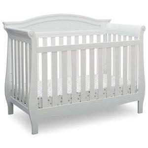 Delta Children Lancaster Convertible Baby Crib