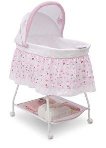 Disney Baby Bedside Bassinet