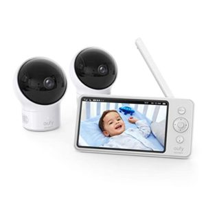 Eufy Two Cam Baby Monitor