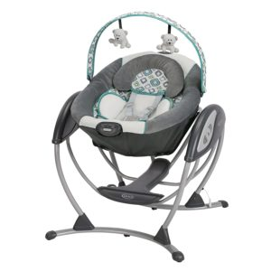 Graco Affinia Glider LX Baby Swing