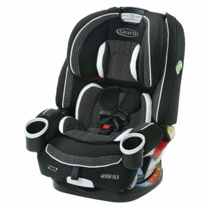 Graco DLX 4-in-1 Baby Car Seat