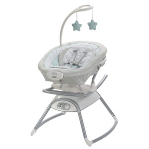 Graco Gliding Swing with Portable Rocker Duet