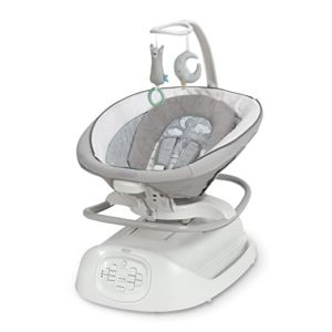 Graco Multi-Direction Baby Swing with Cry Detection Technology