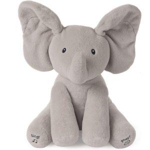 Gund Stuffed Baby Elephant