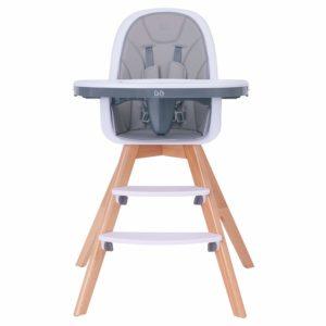 HM-TECH Wooden High Chair