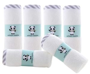 Hip-hop Panda Hypoallergenic Wash Cloths
