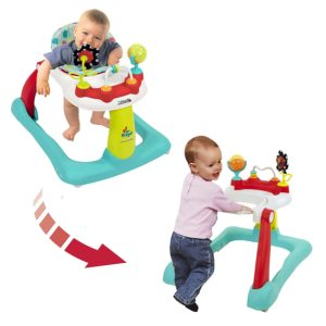 Kolcraft Tiny Steps Baby Activity Walker