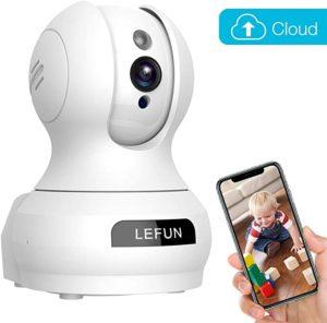 Lefun Baby Wifi Monitor