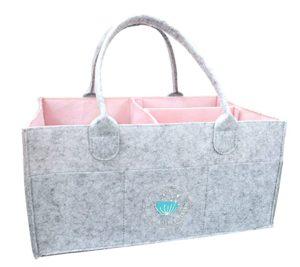 Lil Dandelion Baby Shower Gift Basket Storage Bin