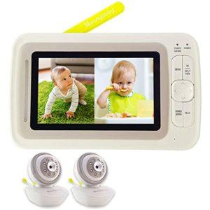 MoonBaby Split Baby Monitor