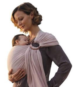 Nalakai Luxury Ring Sling Baby Carrier