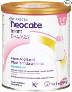 Neocate Infant Formula with DHA