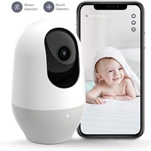 Nooie Full-HD 1080p Baby Monitor