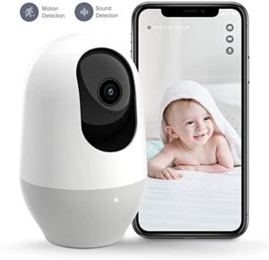 Nooie Wifi Baby Monitor