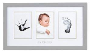 Pearhead Baby Prints Photo Frame