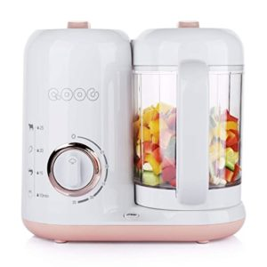 Qooc Pro Version 4 in 1 Baby Food Maker
