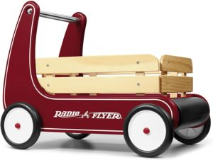 Radio Flyer Classic Wood Walker