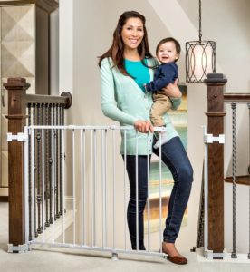 Regalo 2-in-1 Safety Gate