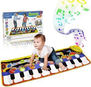 RenFox Kids Musical Mats