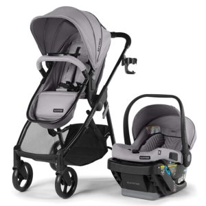 Summer Infant Travel System 335 Rear-Facing Car Seat