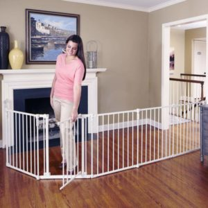 Toddleroo by North States 3 in 1 Baby Safety Gate