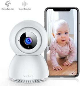 Victure Smart Motion Baby Monitor