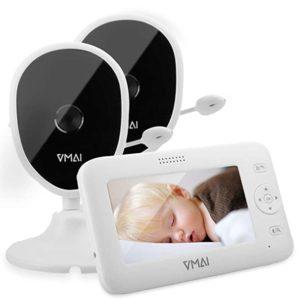 Vmai 2 Cameras Baby Monitor