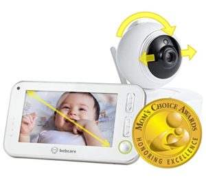 Bebcare Motion Smart Video Baby Monitor