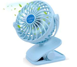 Eseoe Small Desk Fan