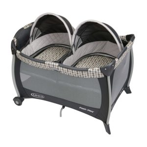 Graco Pack N Play Best Baby Bassinet For Twins