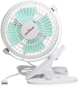 Keynice Portable Cooling Fan