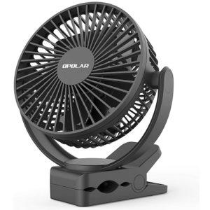 Opolar Rechargeable Clip-On Fan